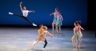 "Ballet Chicago in ""Les Secrets de Printemps"""