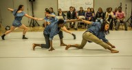 """Chicago Dance Crash in """"Moving Dialogs"""""""