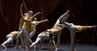 "Ballet de Lorraine in Cunningham's ""Sounddance"""