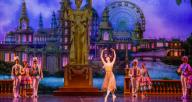 Joffrey Ballet in Wheeldon's Nutcracker (photo cr.: Cheryl Mann)