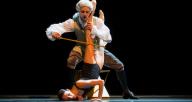 """Anna Lopez and Florian Lochner in Duato's """"Violoncello"""""""