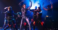 "Chicago Dance Crash in ""The Bricklayers of OZ"" (photo cr.: Ashley Devan)"