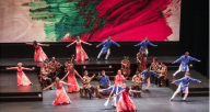 Mark Morris Dance Group and The Silk Road Ensemble
