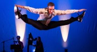 "Isaac Stauffer in ""Tidings of Tap"""
