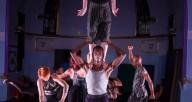 "Winnifred Haun & Dancers in ""Trashed"" (photo: Matthew Gregory Hollis)"