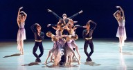"Ballet Chicago in ""Celestial Rites"""