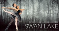 The Joffrey Ballet/Swan Lake  Oct. 15-16 Auditorium Theatre