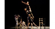 "Giordano Dance Chicago in ""Tossed Aound"" (Gorman Cook Photog)"